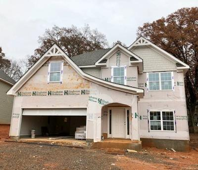 Knoxville Single Family Home For Sale: Lot 61 Dutchtown Woods
