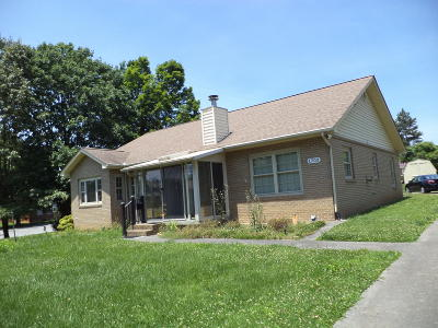 Knoxville Single Family Home For Sale: 1703 Woodrow Drive