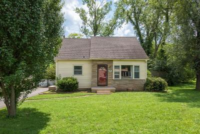 Knoxville Single Family Home For Sale: 2532 Fair Drive