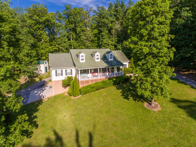 Luttrell Single Family Home For Sale: 245 Rocky Top Rd