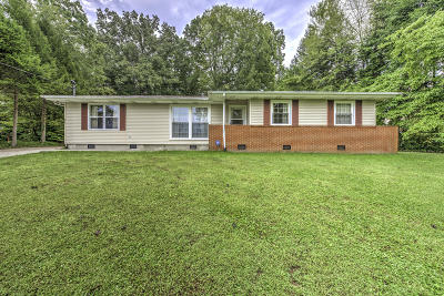 Oliver Springs Single Family Home For Sale: 415 Maple Ave