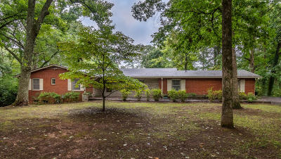 Knoxville Single Family Home For Sale: 5120 Mountaincrest Drive