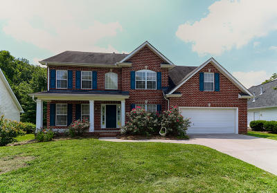 Knoxville Single Family Home For Sale: 3323 Miller Creek Rd