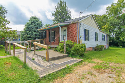 Knoxville Single Family Home For Sale: 721 Virginia Ave