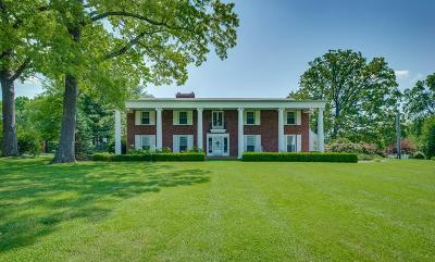 Cookeville Single Family Home For Sale: 609 N Washington Ave