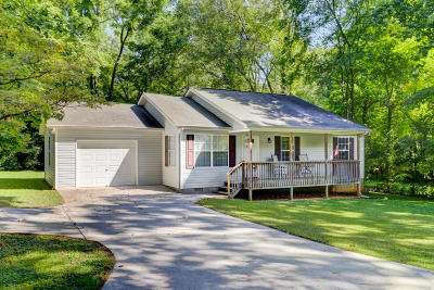 Knoxville Single Family Home For Sale: 4509 Lonas Drive