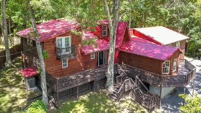 Tallassee Single Family Home For Sale: 5718 Lakeshore Drive
