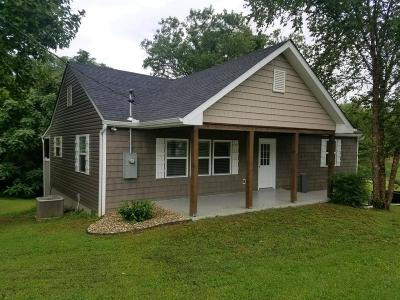 Knoxville Single Family Home For Sale: 1905 Spring Hill Rd