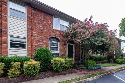 Knoxville Condo/Townhouse For Sale: 6521 Deane Hill Drive #6