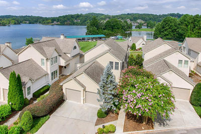 Knoxville Single Family Home For Sale: 3556 Navigator Point