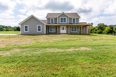 Greenback Single Family Home For Sale: 4211 Niles Ferry Rd