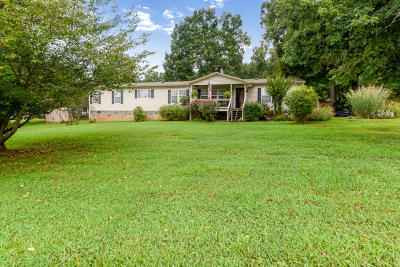 Maryville Single Family Home For Sale: 1145 Ridge View Rd