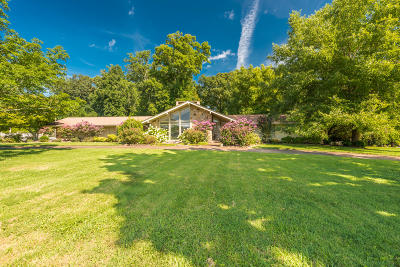 Knoxville Single Family Home For Sale: 10025 Casa Real Cove