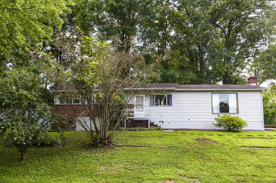 Knoxville Single Family Home For Sale: 2925 Parkwood Rd