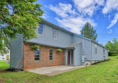 Maryville Single Family Home For Sale: 721 Burchfield St