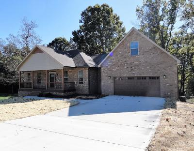 Greenback Single Family Home For Sale: 1035 Houston Springs Rd
