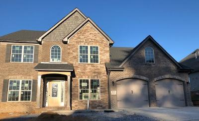 Maryville Single Family Home For Sale: 814 Brookwood Lane