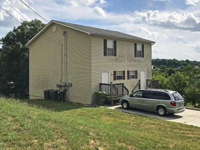 Morristown TN Multi Family Home For Sale: $159,900