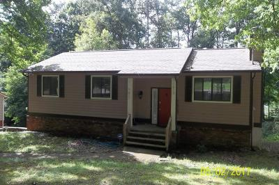 Knoxville Single Family Home For Sale: 1613 Dunraven Drive
