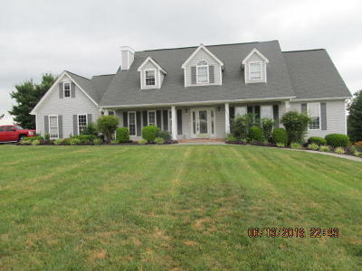 Hamblen County Single Family Home For Sale: 8200 Greenbriar Rd