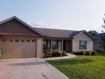 Knox County Single Family Home For Sale: 7824 Stonewood Creek Drive