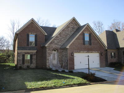 Knoxville Single Family Home For Sale: 11362 Shady Slope Way