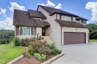 Single Family Home For Sale: 3229 Little Dug Gap Rd