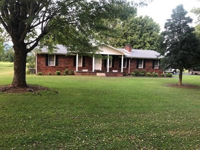 Andersonville, Maynardville, Speedwell, Sharps Chapel Single Family Home For Sale: 170 Thomas Rd