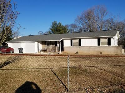 Knoxville Single Family Home For Sale: 3128 Lafayette Rd