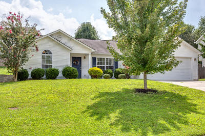Knoxville Single Family Home For Sale: 6120 Burlwood Rd