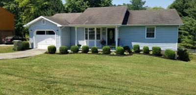 Morristown TN Single Family Home For Sale: $156,500