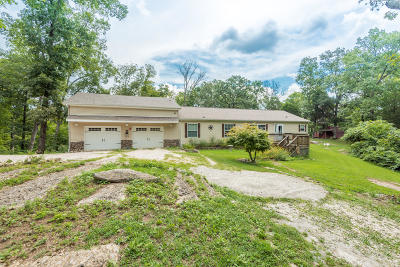 Knoxville Single Family Home For Sale: 4108 Daniel Rd