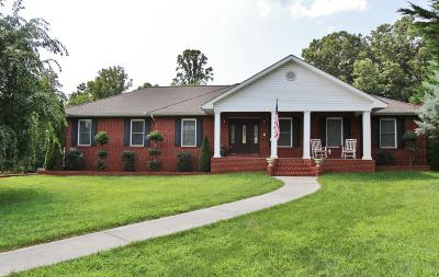 Knoxville Single Family Home For Sale: 3804 Elizabeth Downs Lane