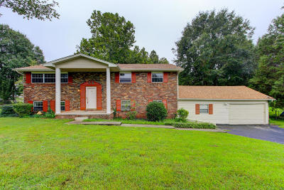 Knoxville Single Family Home For Sale: 721 Hidden Valley Rd
