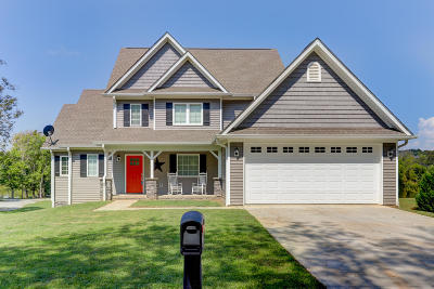 Loudon Single Family Home For Sale: 781 Matlock Shores Rd