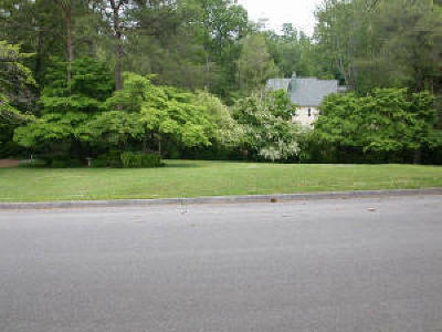 Knoxville Residential Lots & Land For Sale: Westhampton Place