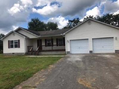 Campbell County Single Family Home For Sale: 153 E Memorial Drive