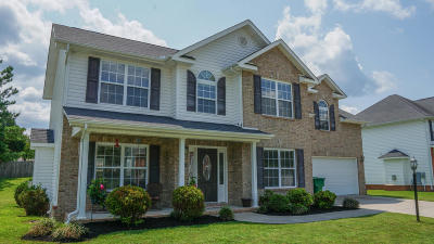Knoxville Single Family Home For Sale: 1712 Durham Park Lane