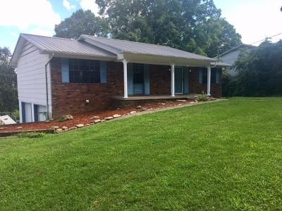Knoxville Single Family Home For Sale: 4360 McCloud Rd