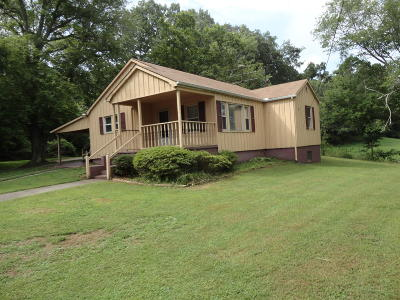 Knoxville Single Family Home For Sale: 8907 Simpson Rd
