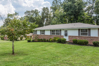 Knox County Single Family Home For Sale: 5417 NE Paula Rd