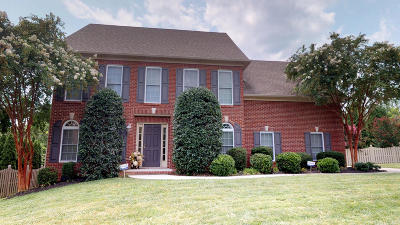Knox County Single Family Home For Sale: 10434 Meadow Ridges Lane