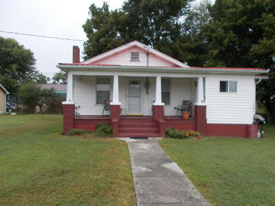 Middlesboro Single Family Home For Sale: 304 N 15th St