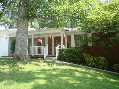 Anderson County Single Family Home For Sale: 212 Iroquois Rd