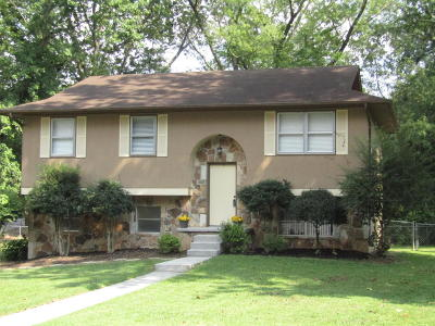 Knoxville Single Family Home For Sale: 6500 Ellesmere Drive #1