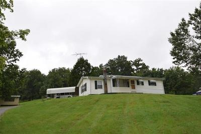 Morristown TN Single Family Home For Sale: $99,900