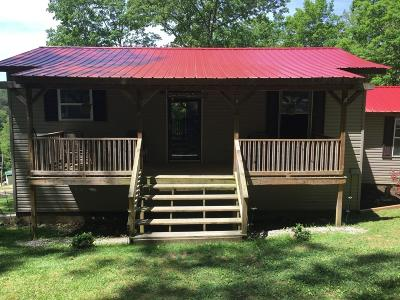 New Tazewell TN Single Family Home For Sale: $123,000