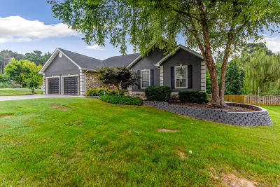 Maryville Single Family Home For Sale: 2108 Chas Way Blvd