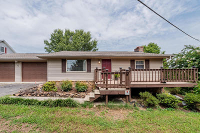 Knoxville Single Family Home For Sale: 10712 Dogwood Rd