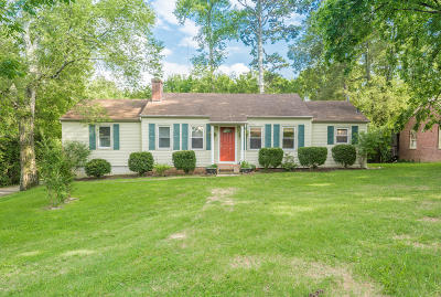 Knoxville Single Family Home For Sale: 1202 Woodcrest Drive